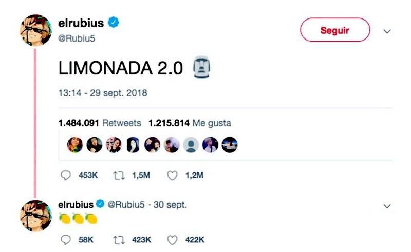 """""""LIMONADA 2.0"""""""