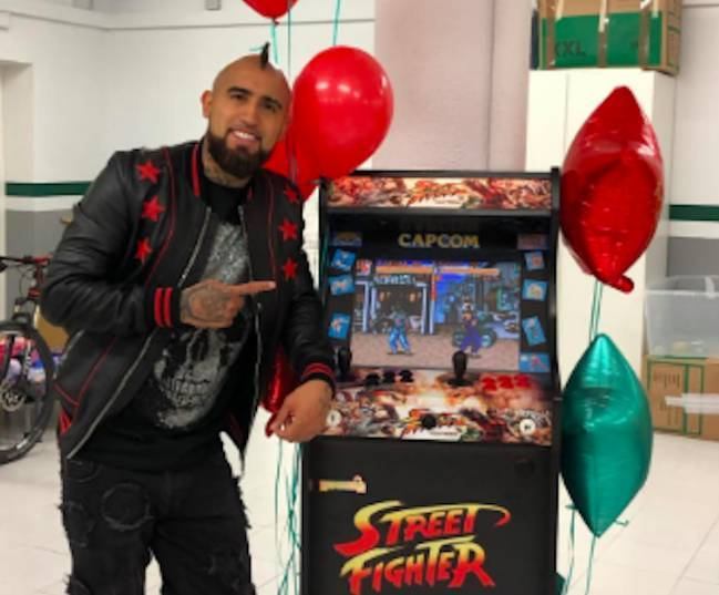 vidal street fighter