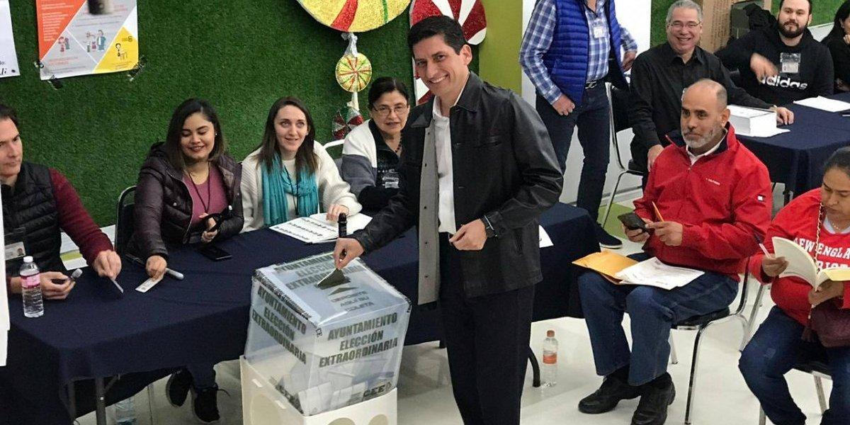 Felipe de Jesús exige revisión voto por voto en elecciones de Monterrey