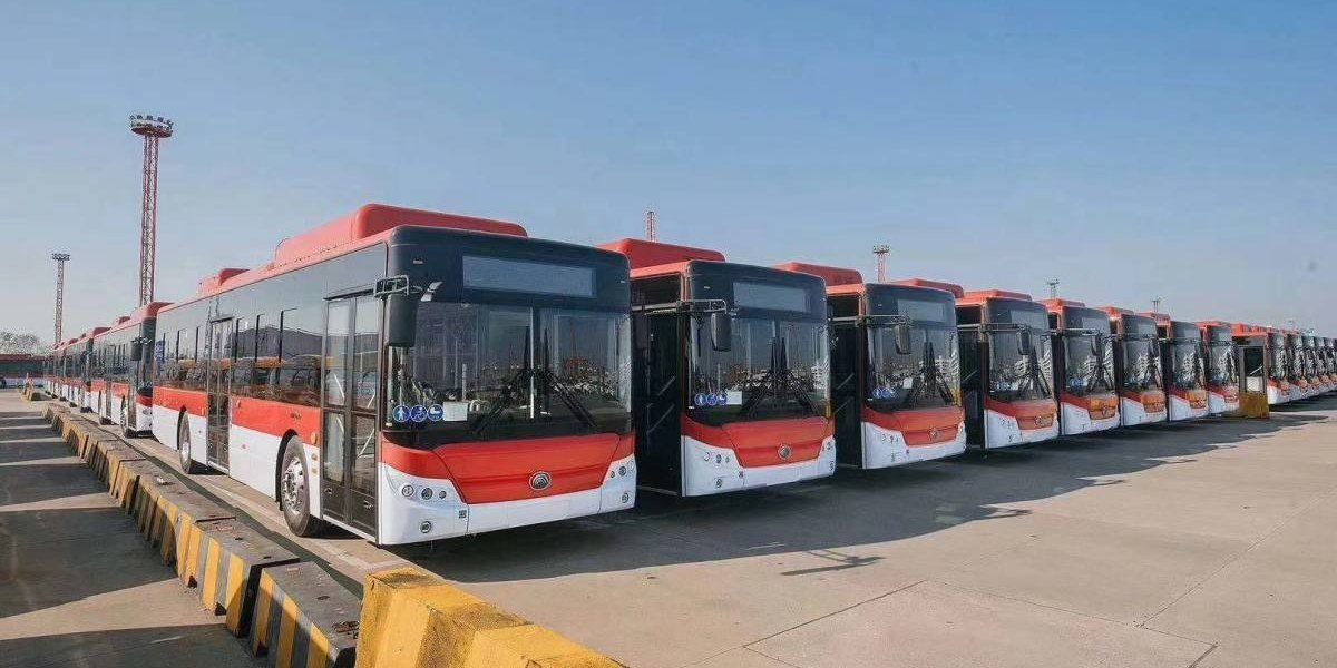 Yutong abre 2019 con una centena de buses eléctricos
