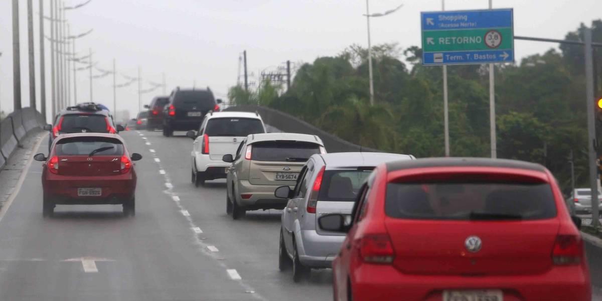 Quase 3 milhões de veículos vão pegar a estrada no Ano Novo; saiba qual melhor horário para viajar