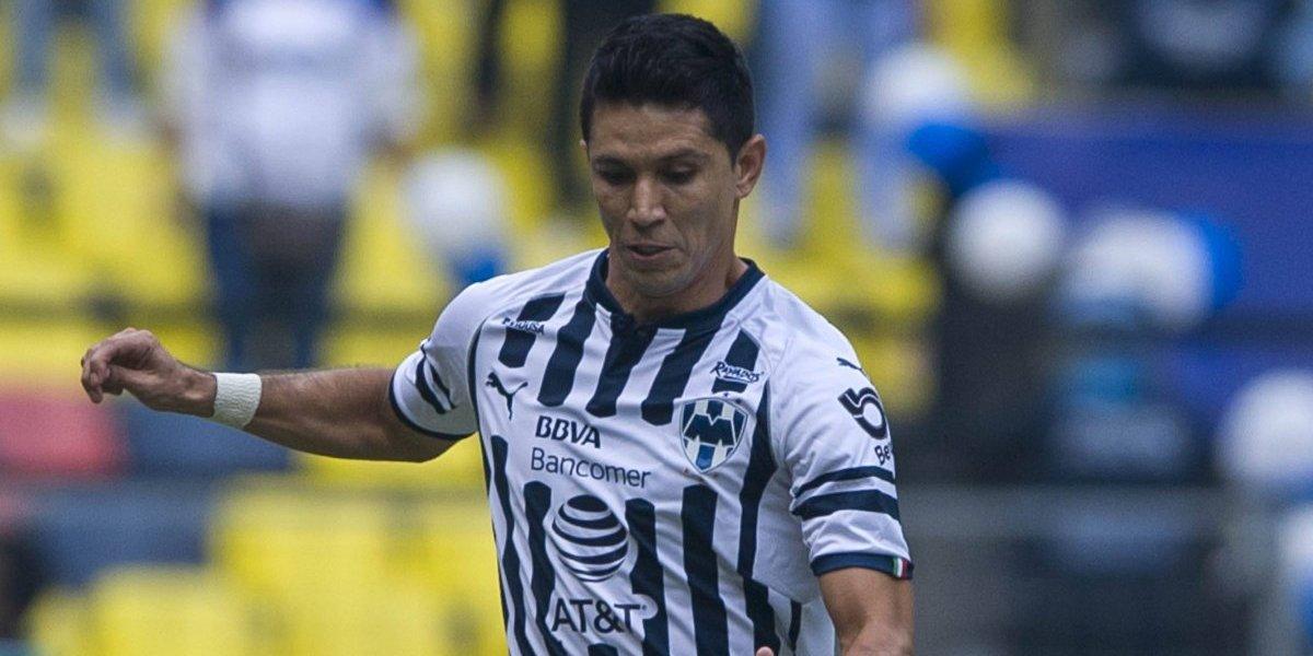 Jesús Molina se despide de Rayados