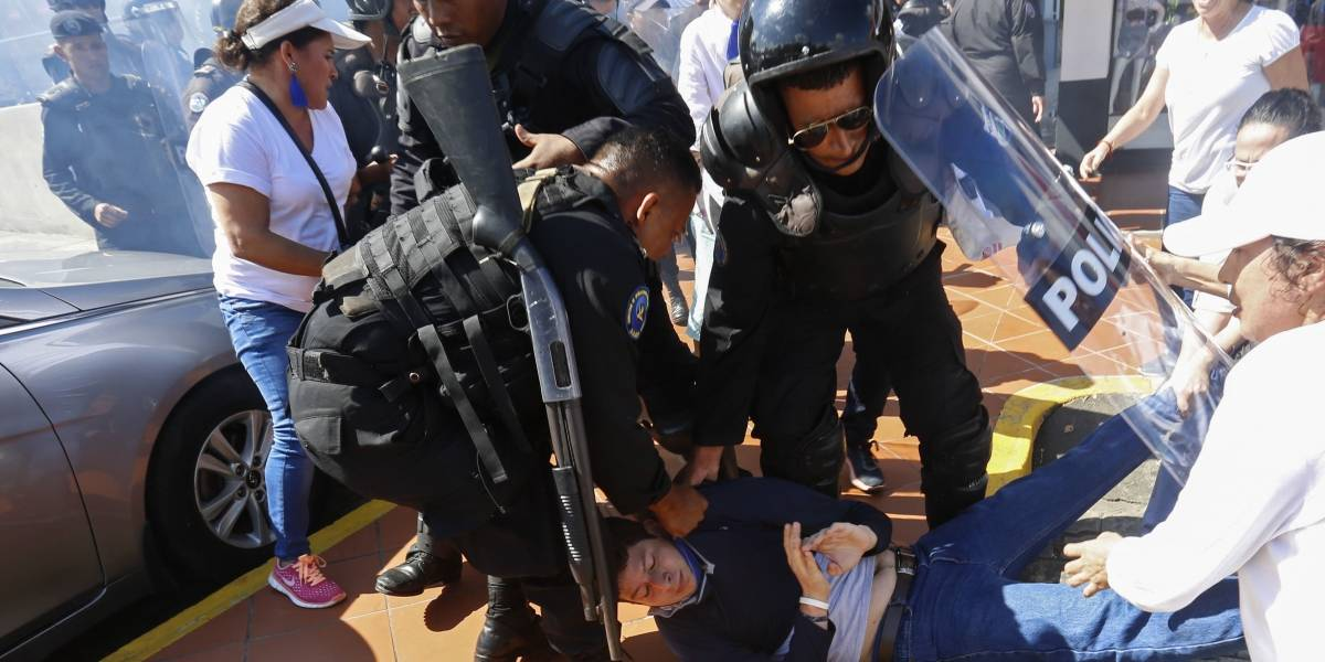 Condena colectiva en OEA ante represión de Ortega