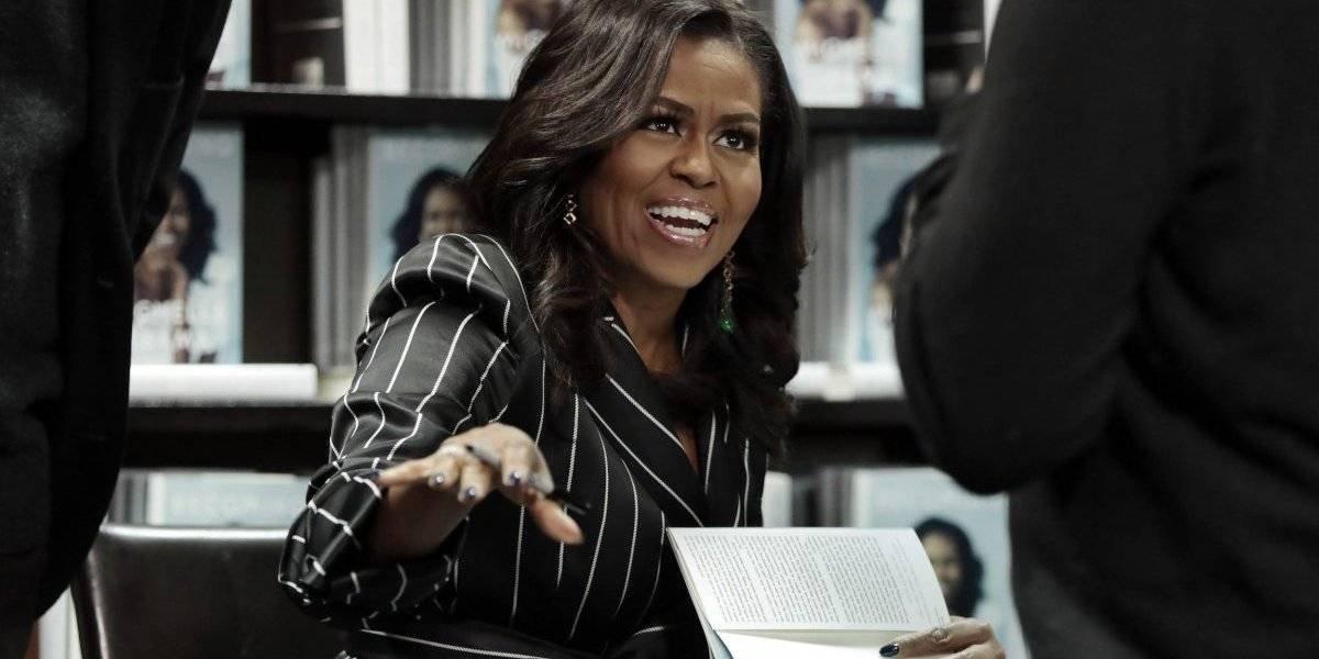Michelle Obama es nombrada la mujer más admirada de Estados Unidos en el 2018