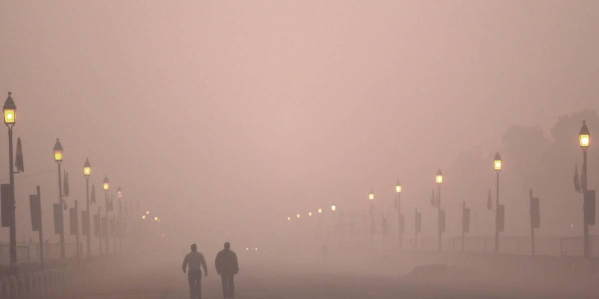 Nueva Delhi cierra 2018 como una de las ciudades más contaminadas del mundo