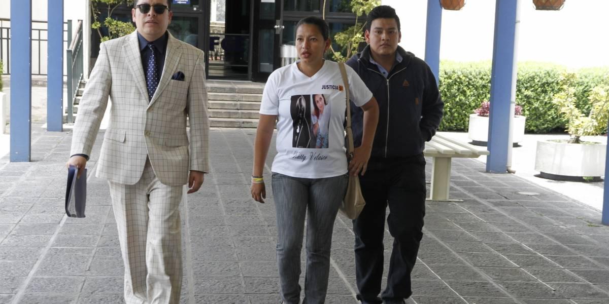 Familiares de Óscar Villacís y Katty Velasco pedirán confirmación oficial de la identidad de 'Guacho'
