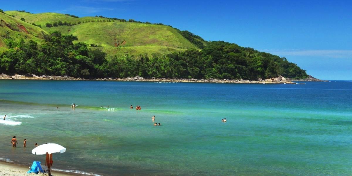 Veja a situação das praias de Ilhabela para o Ano Novo