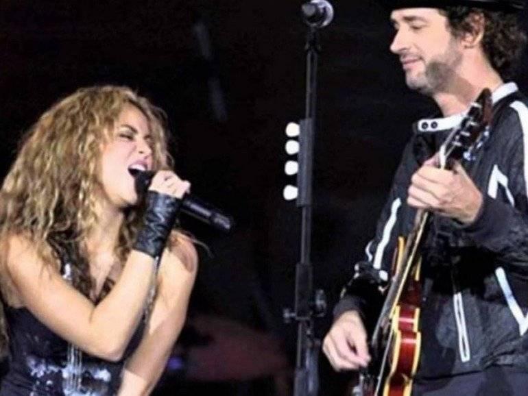 Shakira y Cerati
