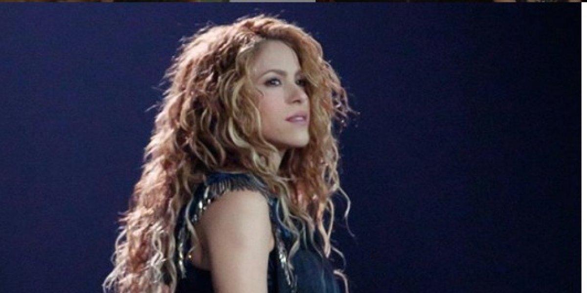 El amor platónico de Shakira