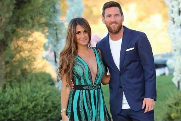 Esposa de Leo Messi, Antonella Roccuzzo, impacta en Instagram por su diminuto bikini