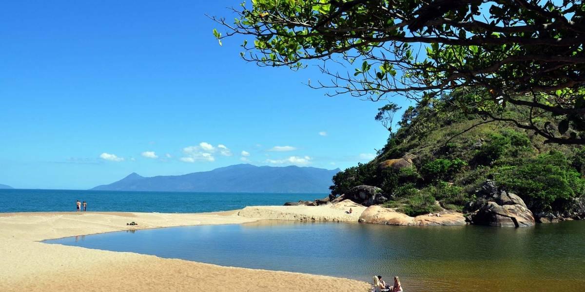 Veja a situação das praias de Caraguatatuba para o Ano Novo
