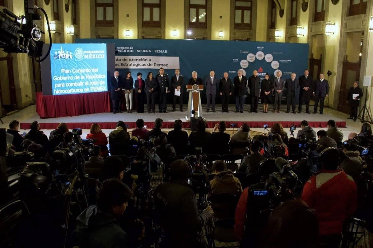 El plan se aplicó desde el pasado 20 de diciembre. Foto: Presidencia