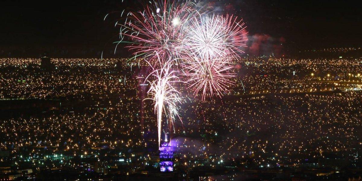 ¡Aguas, aguas! Intendencia informa que hay sólo una fiesta de Año Nuevo autorizada en Santiago