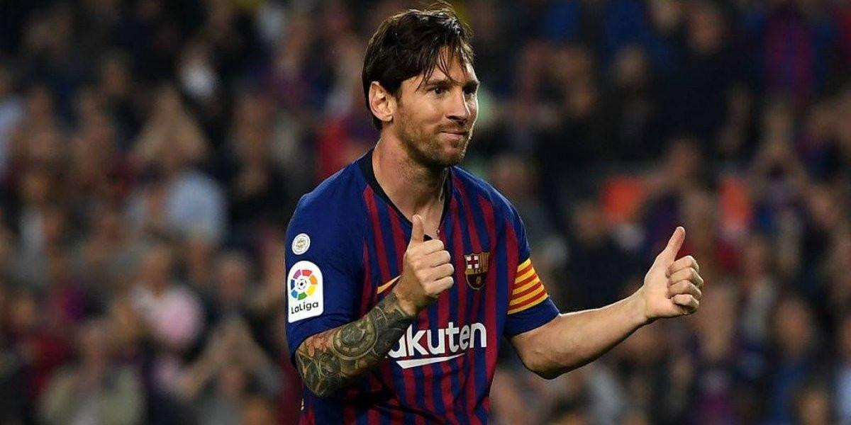 Un nostálgico Messi recordó su rivalidad con Cristiano y reveló que extraña a Iniesta y Guardiola