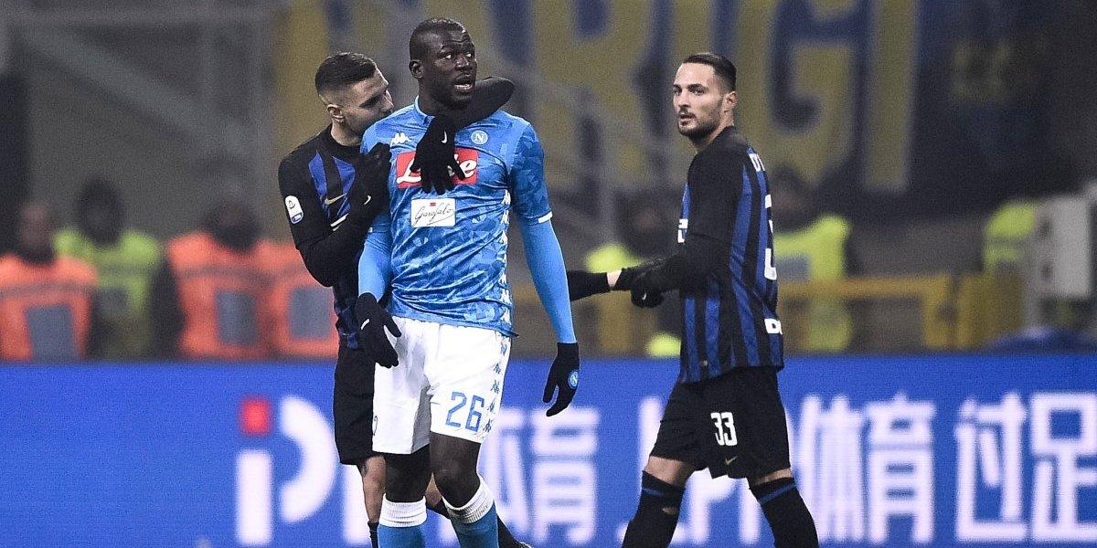 Carlo Ancelotti tomará drástica medida si los jugadores del Napoli vuelven a recibir insultos racistas