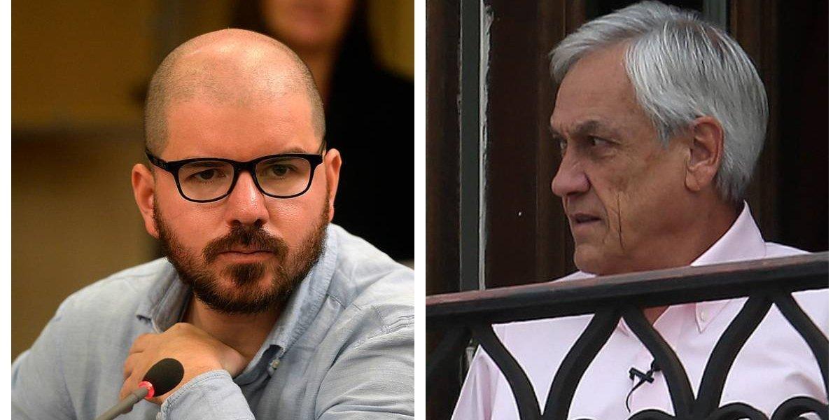 """""""Impactante hasta donde llega el intento de engaño"""": Giorgio Jackson se lanza contra Piñera por """"atribuirle"""" a gestión de su gobierno baja en las bencinas"""