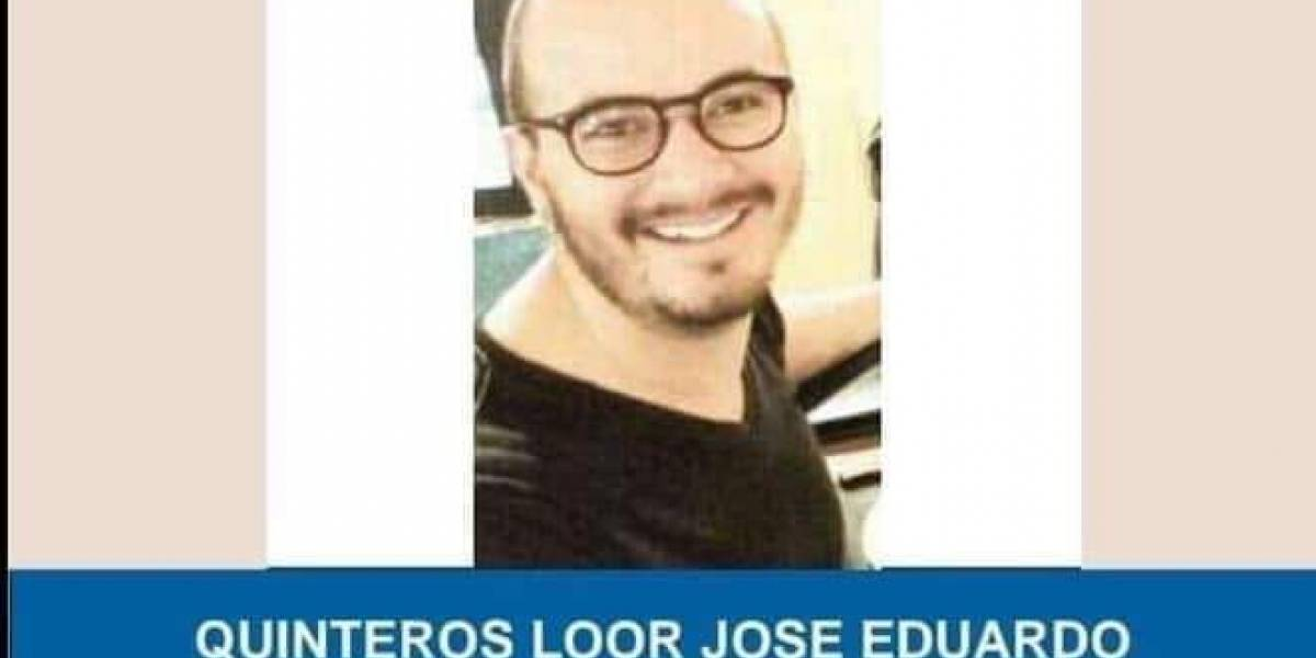 José Eduardo Quinteros, baterista de 'Bajo Sueños' está desaparecido