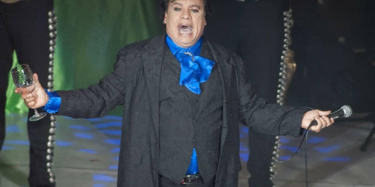 'Reprograman' para este sábado el regreso de Juan Gabriel