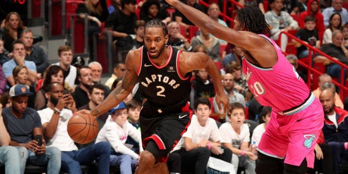 Toronto Raptors no para de ganar y se afianza como el mejor equipo de la NBA