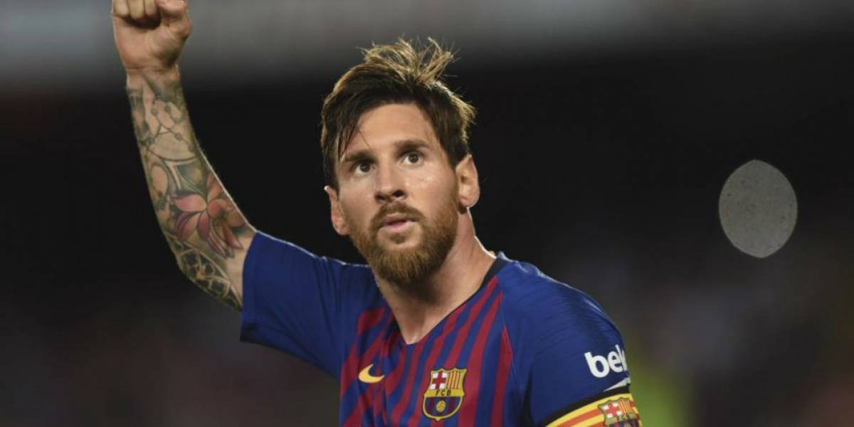 Messi rechaza invitación de Cristiano
