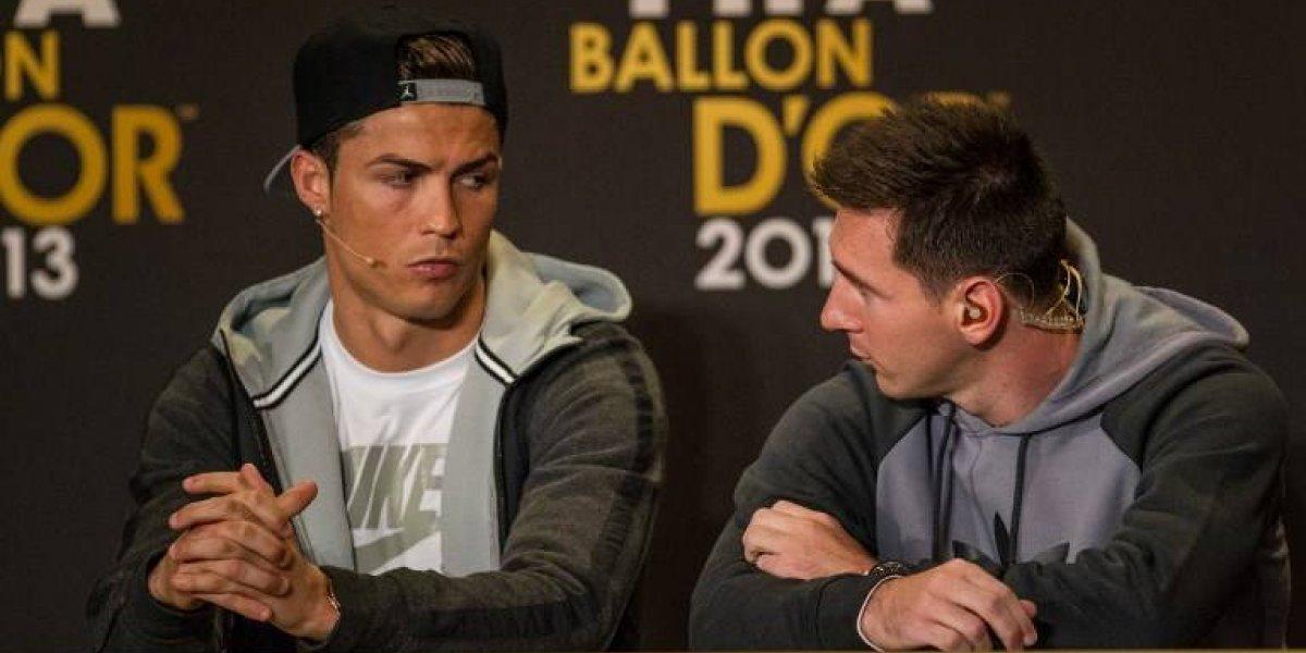 Lionel Messi esperó meses para contestarle a Cristiano Ronaldo