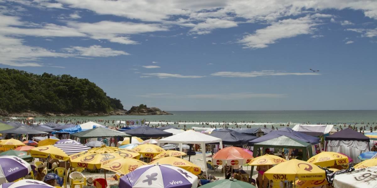 Réveillon: Veja a situação das praias de Ubatuba para o Ano Novo