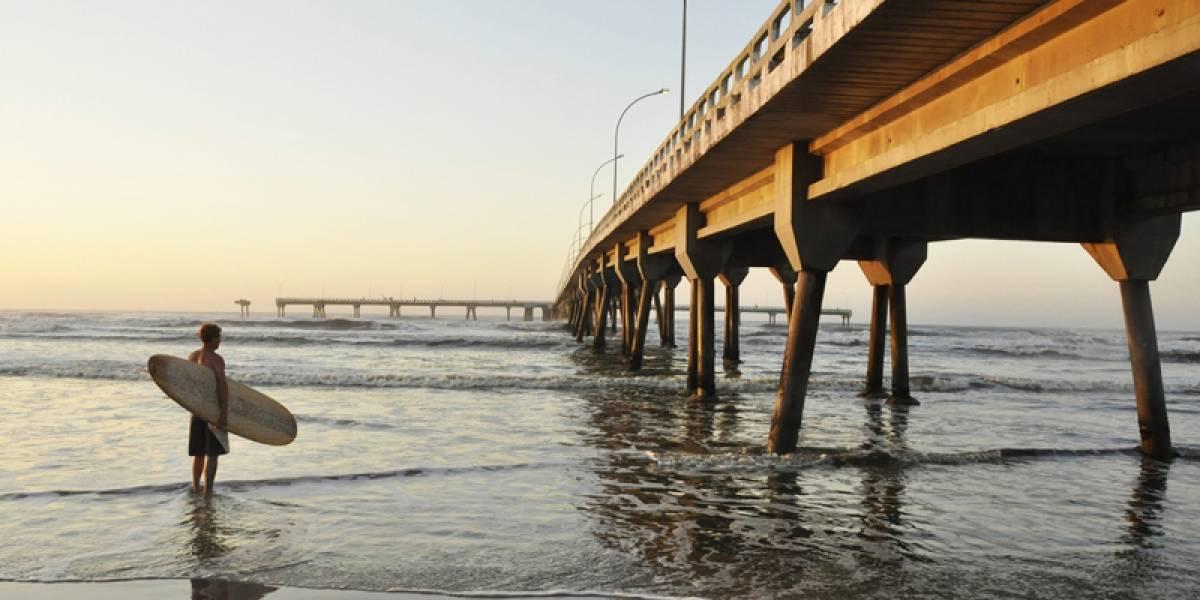 Veja a situação das praias de Mongaguá para o Ano Novo