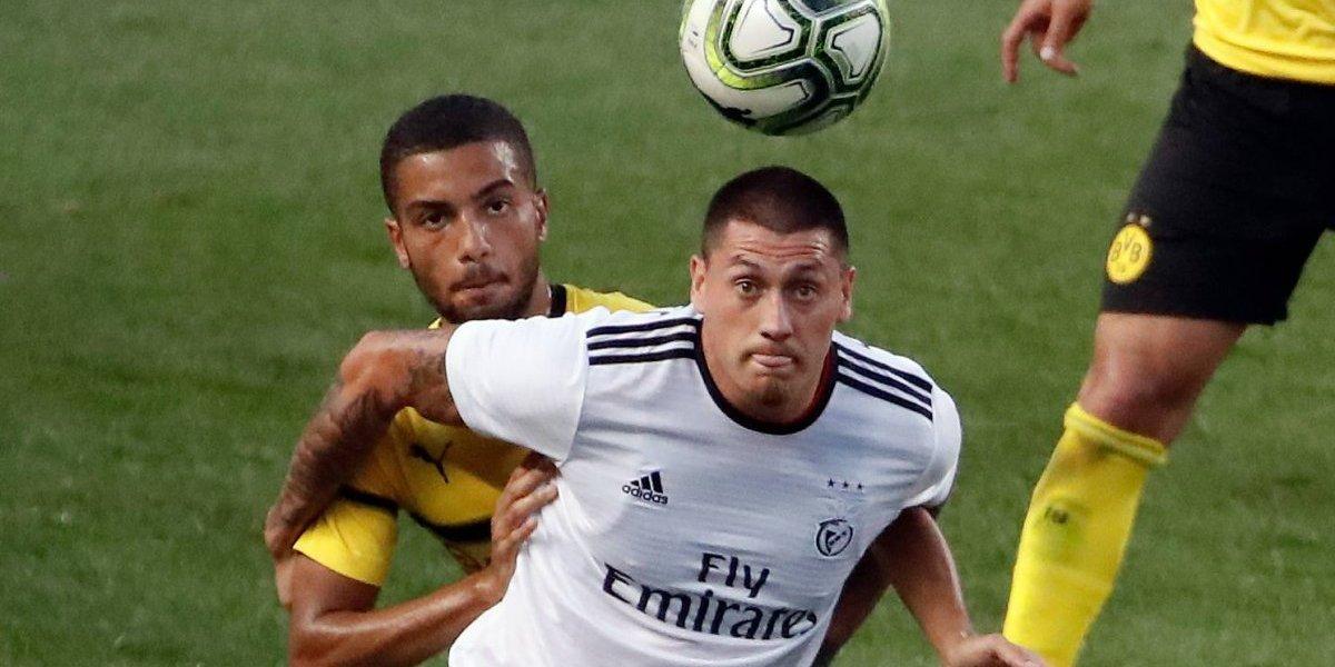 """En América aseguran que tienen listo a Castillo: """"El arreglo entre él y nosotros ya está, solo falta Benfica"""""""