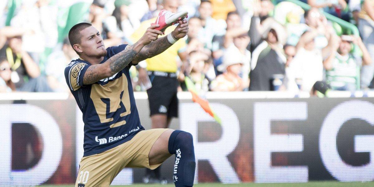 Nicolás Castillo sigue siendo top en México y ahora es pretendido por el América campeón