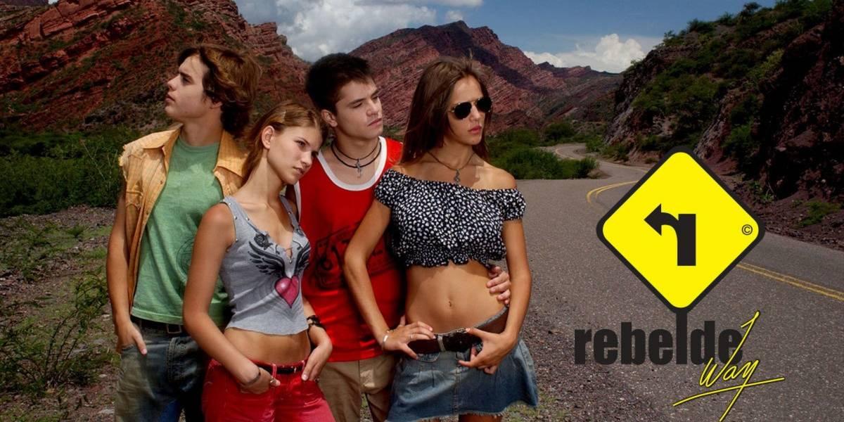 Netflix realizará remake de la telenovela juvenil Rebelde Way