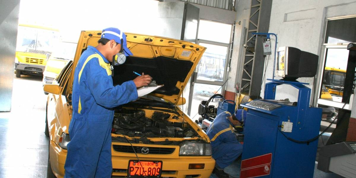 Quito: Revisión y matriculación vehicular se habilitará desde el 16 de enero de 2019