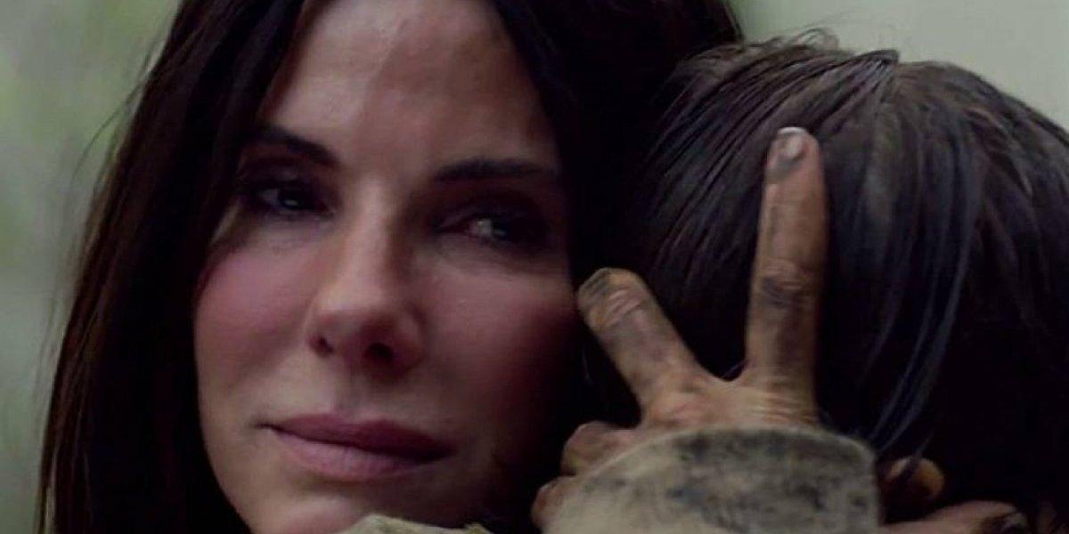 Bird Box: Sandra Bullock revela como eram as criaturas mortais que nunca conseguimos ver