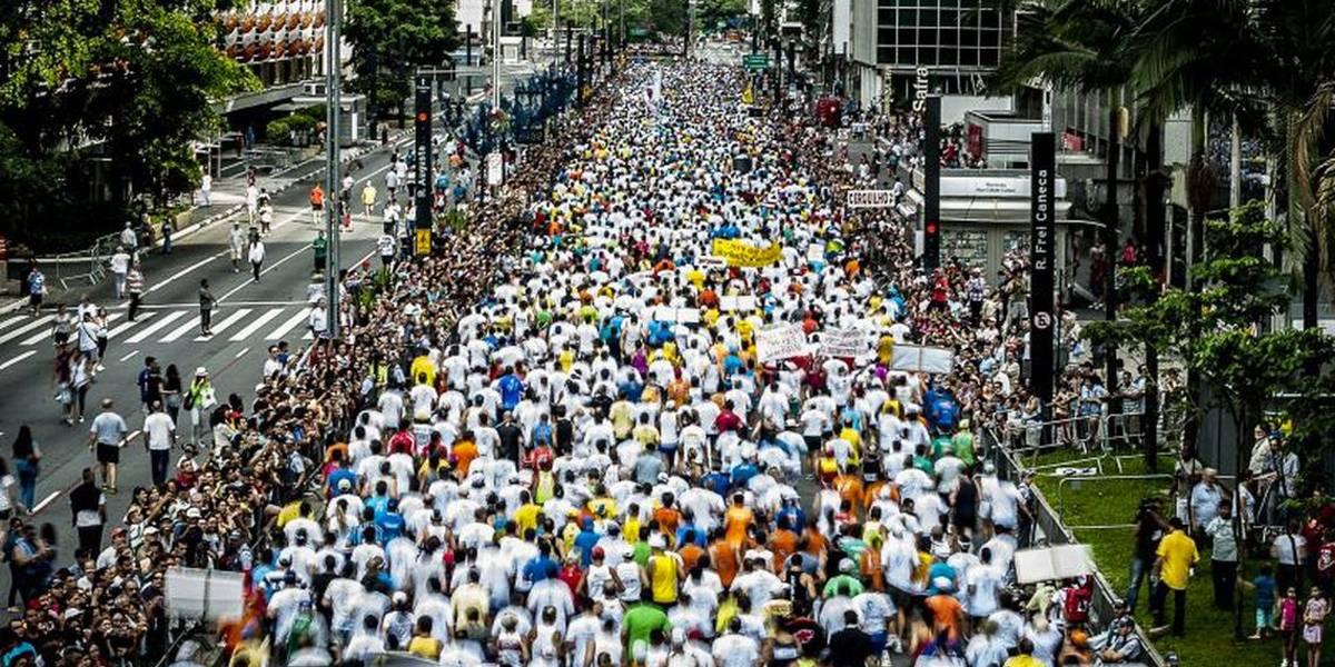 São Silvestre: Como fica o trânsito na região da Avenida Paulista