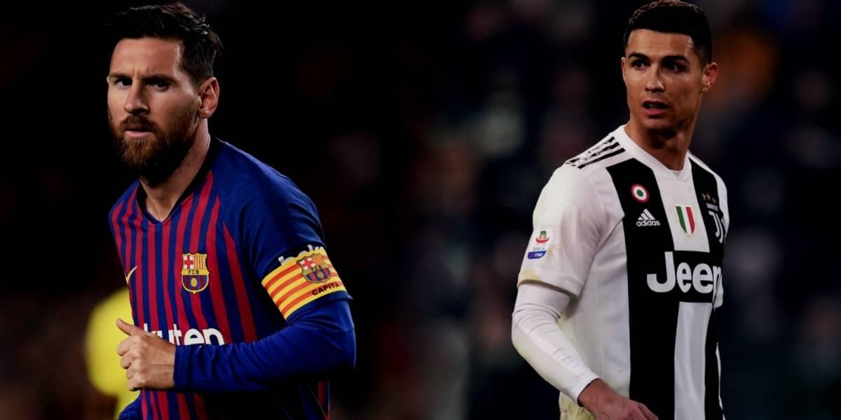 Messi le responde a Cristiano sobre el desafío de jugar en Italia