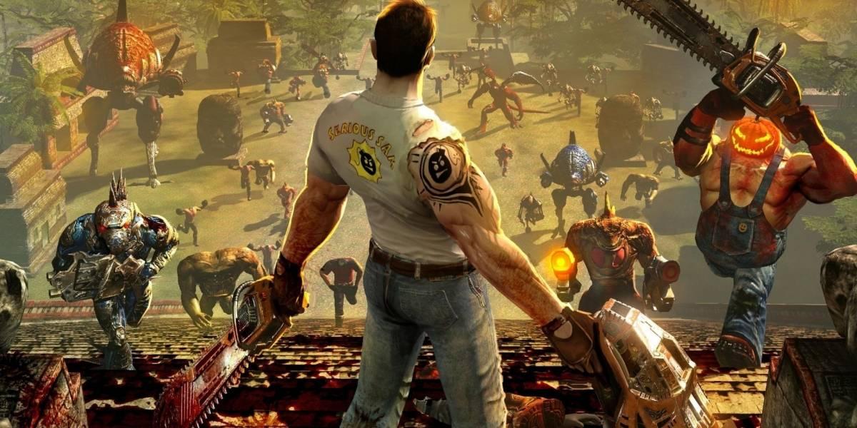 Parece que se viene una colección de Serious Sam para PlayStation 4 y Xbox One