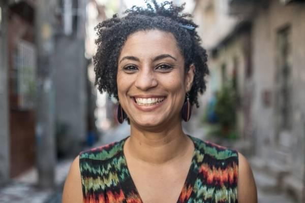 Retrospectiva 2018 - Marielle Franco