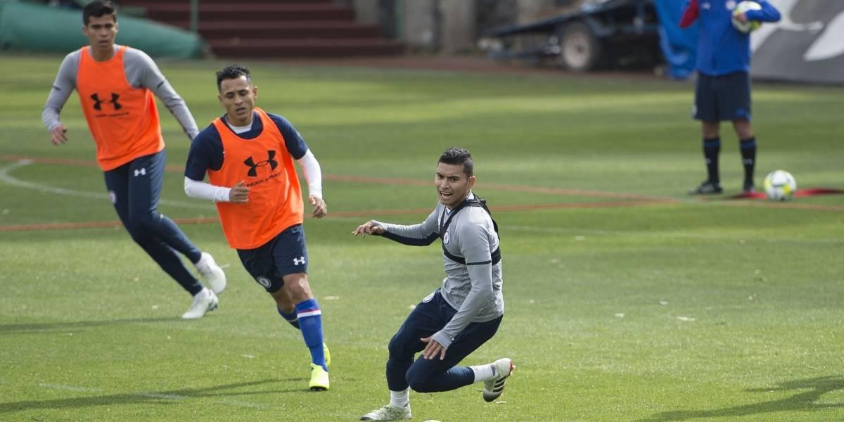 Yoshimar Yotún ya entrena con Cruz Azul