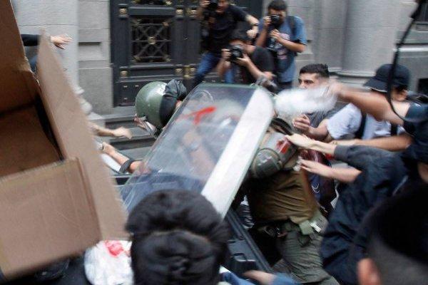 Gobierno aumenta a nueve carabineros lesionados por marchas por Catrillanca