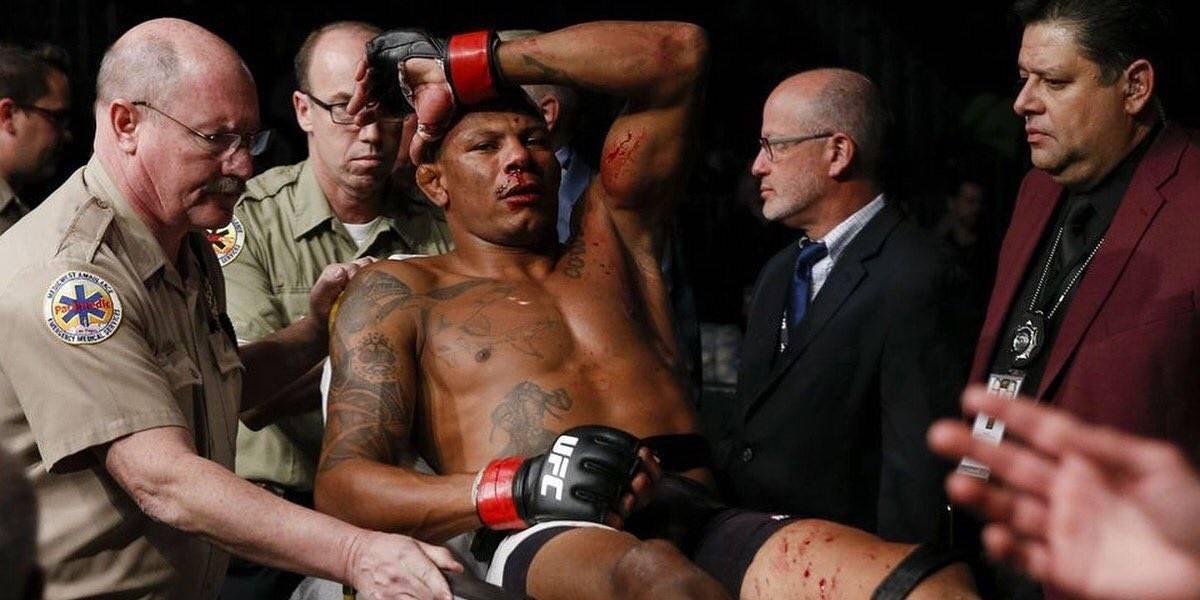 Peleador de UFC sobrevive tras ser agredido con una granada
