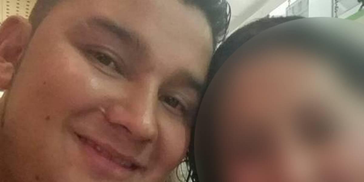 Él es Andrés López el joven que decapitó a su padrastro en Bogotá