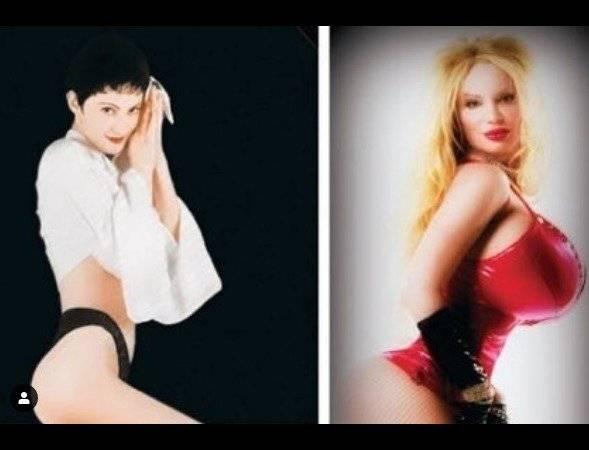 El antes y después de Sabrina Sabrok