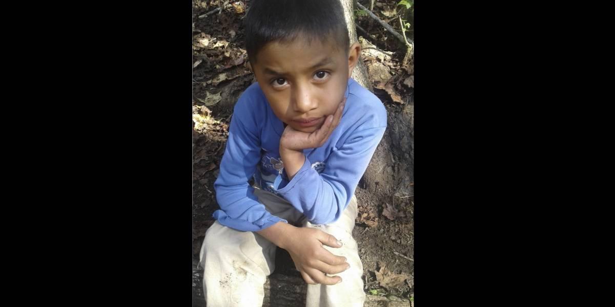 Dio positivo a influenza: autopsia de niño guatemalteco que murió bajo custodia de EEUU