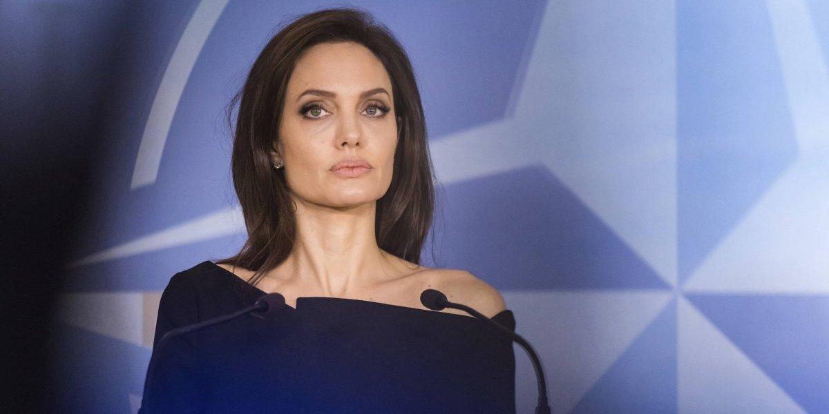 Angelina Jolie no descarta dedicarse a la política