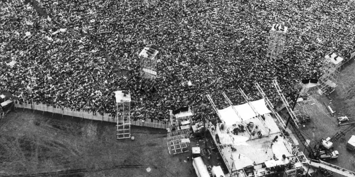 ¿Vuelve Woodstock?: anuncian festival por el 50 aniversario