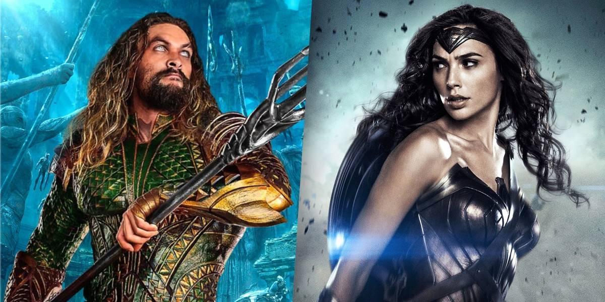 Aquaman tem um easter egg de Mulher-Maravilha e você não deve nem ter notado