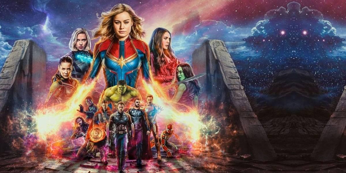 Avengers: Endgame y Captain Marvel son las películas más esperadas de 2019