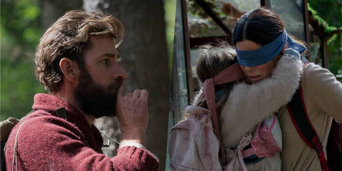 'São bem diferentes', diz diretora de 'Bird Box' sobre comparações com 'Um Lugar Silencioso'