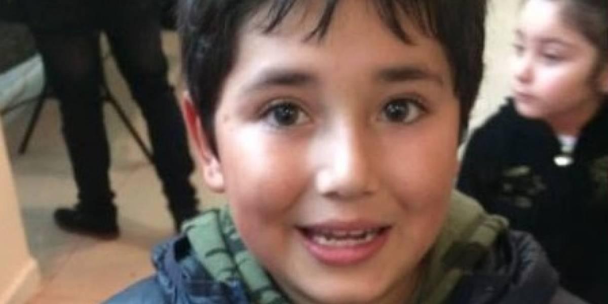 """""""Mi hijo se está agravando"""": el urgente llamado del padre de Joaquín Adasme, el niño de 9 años prioridad nacional para trasplante de hígado"""