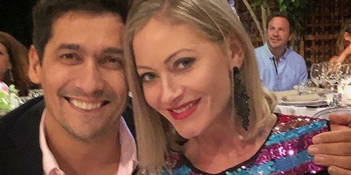 Huracán Dorian dejó a Rafael Araneda y Marcela Vacarezza atrapados en Miami