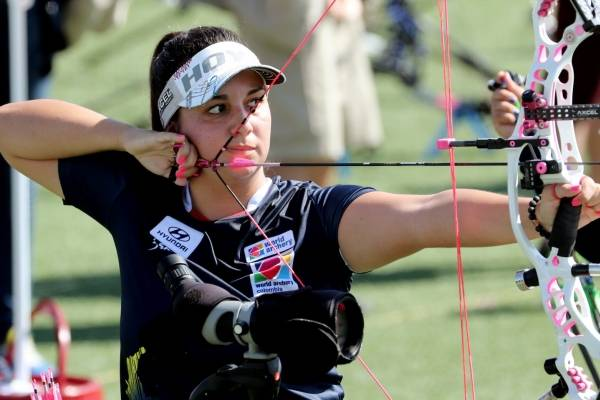 Sara López es candidata a mejor deportistas del año